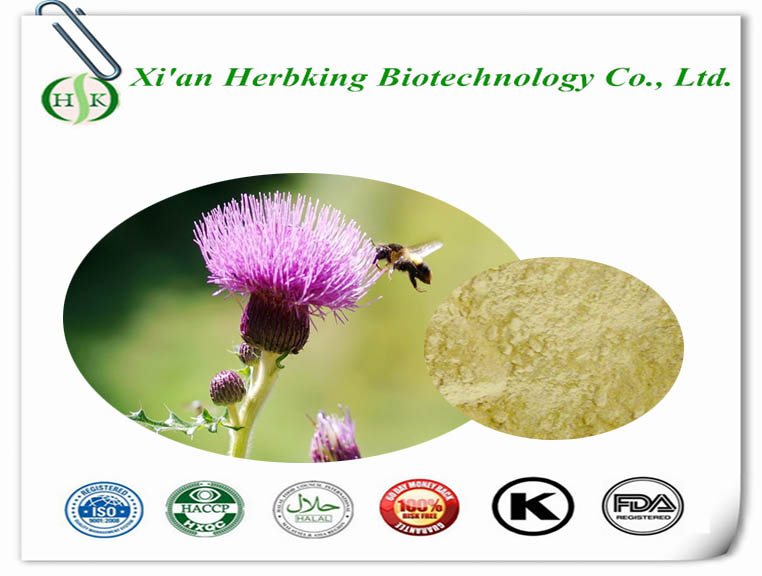Protect liver.....Milk thistle extract